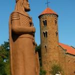 Inowlodz罗马式城堡
